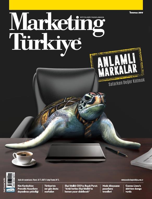Marketing Türkiye Kapak