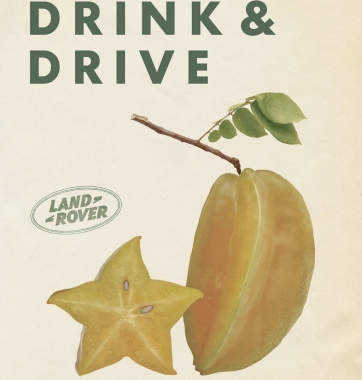 Don't Drink & Drive - Carambola