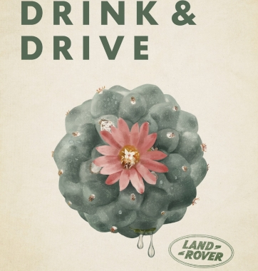 Don't Drink & Drive - Peyote