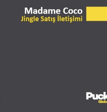 Madame Coco Jingle Satış İletişimi