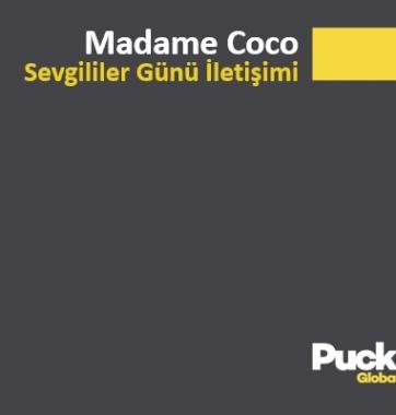 Madame Coco Sevgililer Günü İletişimi